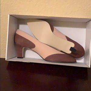 Cute low heels!